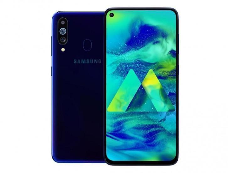 В сети появился качественный пресс-рендер смартфона Samsung Galaxy M40 (gsmarena 002 1)