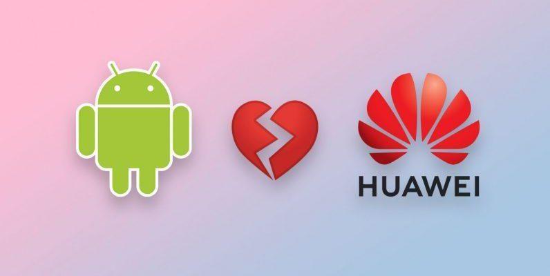 Альтернативная ОС Huawei для Android может выйти осенью (huawei android 796x417 1)