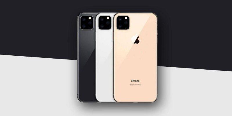iPhone 2019 перейдет на антенны MPI для обеспечения технологической надежности (iphones 2019 1)