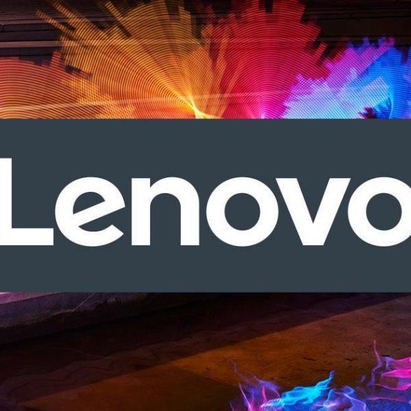 Lenovo представила прототип ноутбука со складным экраном (lenovo default social)