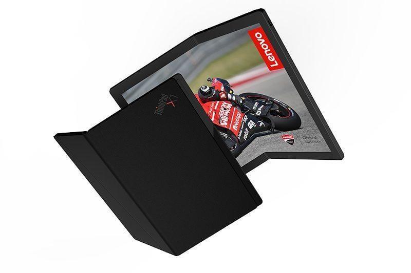 Lenovo представила прототип ноутбука со складным экраном (lenovofoldablepc1)