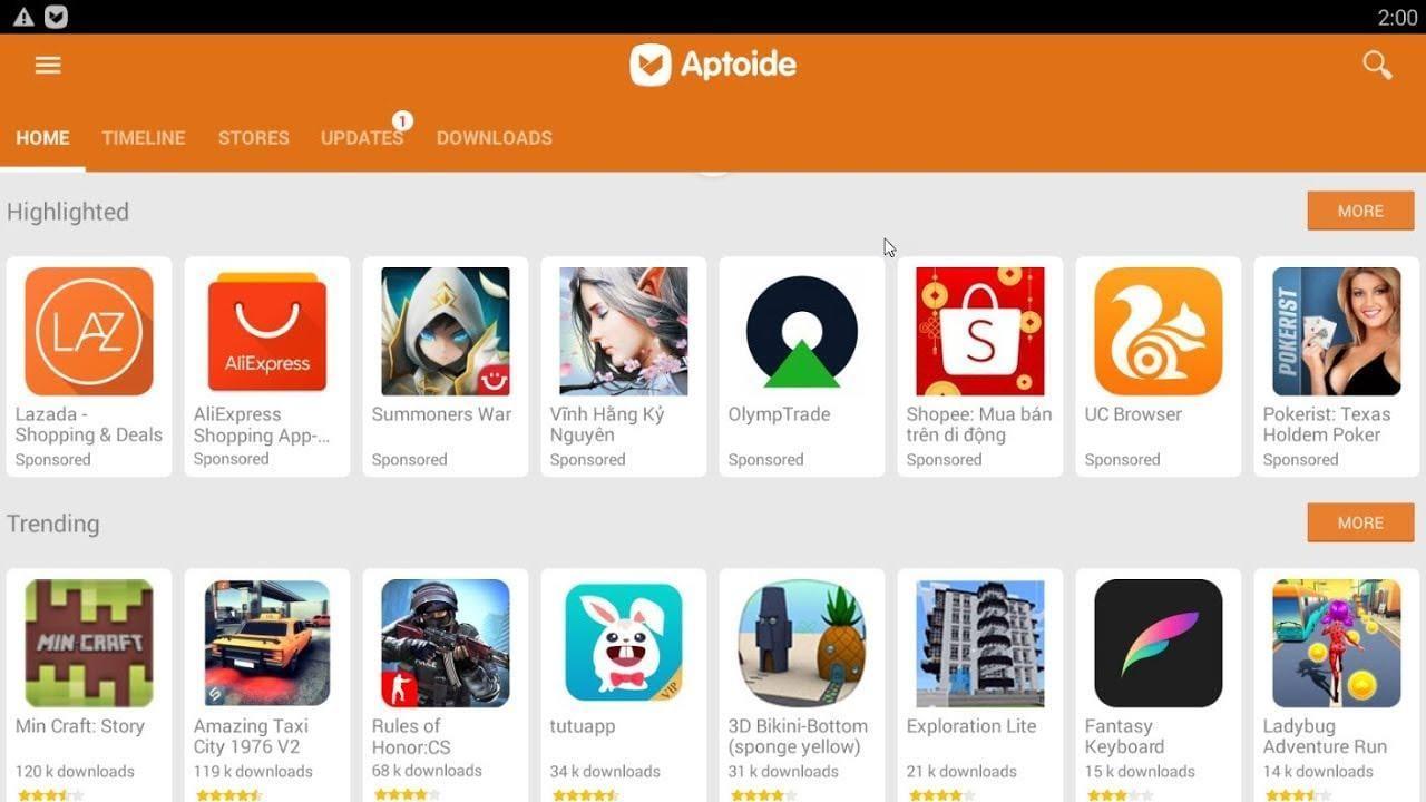 Huawei может заменить магазин приложений Google Play на Aptoide (maxresdefault 2)