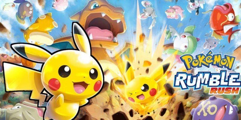 Nintendo неожиданно выпустила новую мобильную игру Pokemon Rumble Rush (maxresdefault 2)