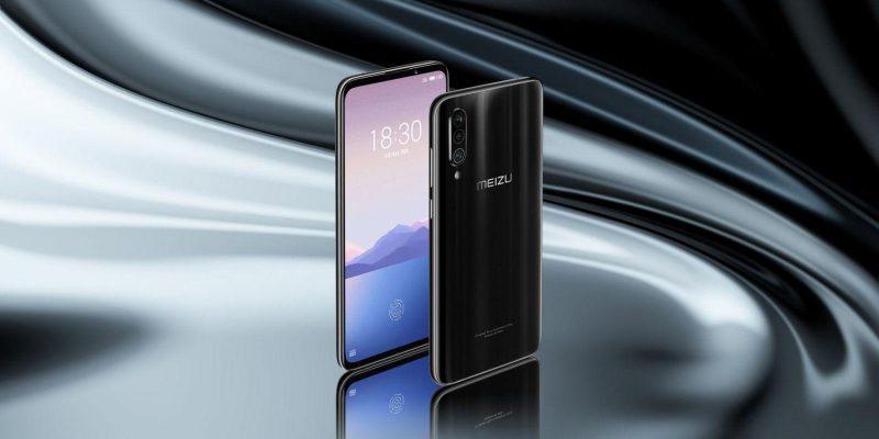 Meizu анонсировала смартфон Meizu 16Xs (meizu 16xs 3)