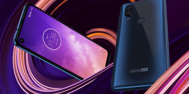 Motorola представила новый смартфон Motorola One Vision (motorolaonevision)