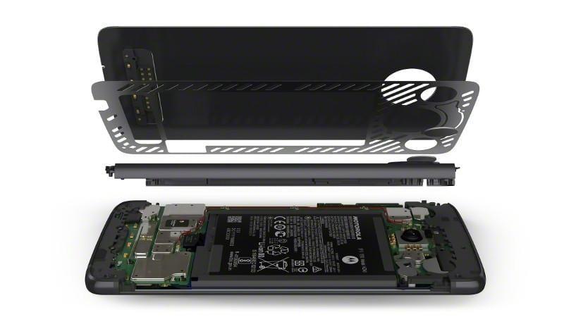 Motorola анонсировала смартфон Moto Z4 со Snapdragon 675 (motoz4 flash gray)