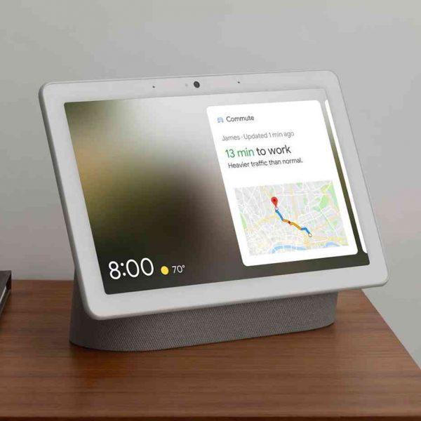 Google I/O 2019: Google представила умный дисплей Nest Hub Max (nest hub max)