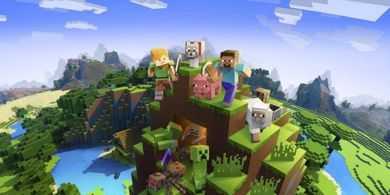 176 миллионов копий: Minecraft - самая продаваемая игра в истории (orig)