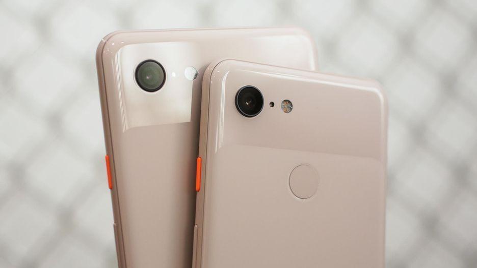 Google откажется от физических кнопок в смартфонах Pixel 4 и Pixel 4 XL ()