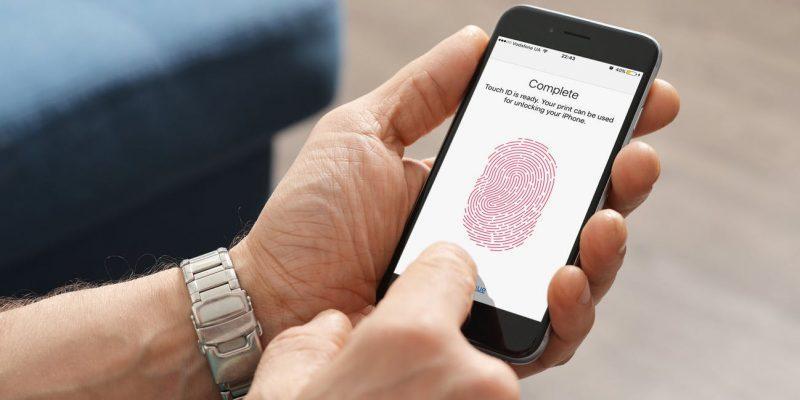 Apple выпустит iPhone с полноэкранным Touch ID в следующем году (what is touch id problem on iphone touch screenjpg)
