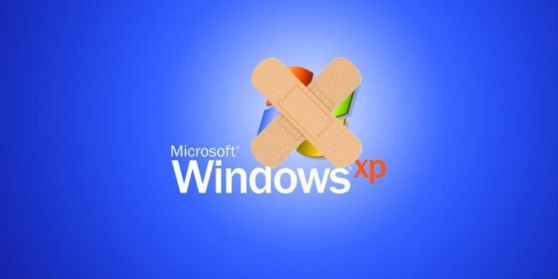 Microsoft сообщил об уязвимости в старых версиях Windows и выпустил патч безопасности (windows xp patch)