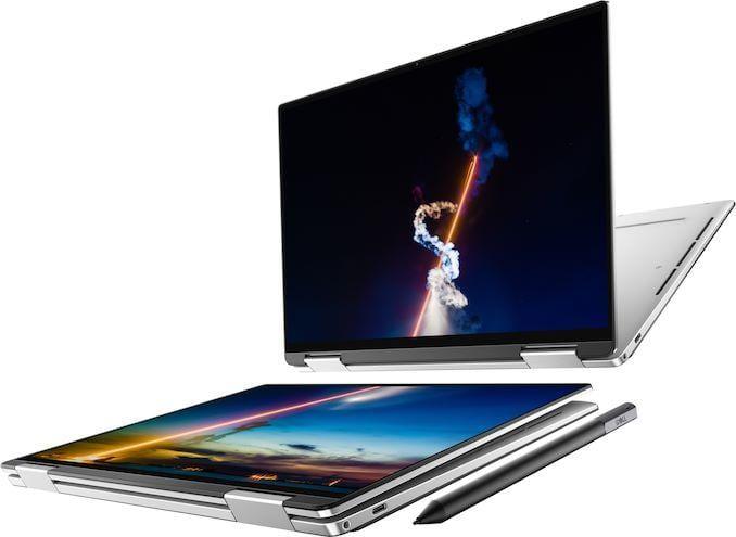Dell представила ноутбуки-трансформеры XPS 13 2-in-1 с процессорами Intel 10 поколения (xps 13 2 in)