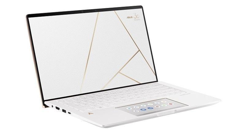Asus выпустила специальные версии смартфона Zenfone 6 и ноутбука ZenBook к 30-летию компании (zenbook edition 30 frameless nanoedge display)
