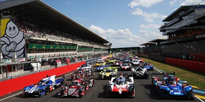 После многих лет неудач в Ле-Мане, Toyota стала непобедимой (001)