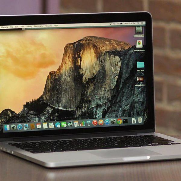 Слухи: Новый MacBook будет представлен осенью этого года (apple macbook pro force touch vs surface pro 3)