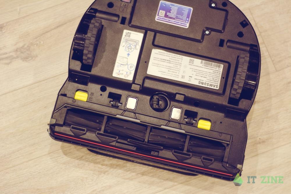 Обзор робота-пылесоса Samsung VR7070. Уборка без забот (dsc 7368)