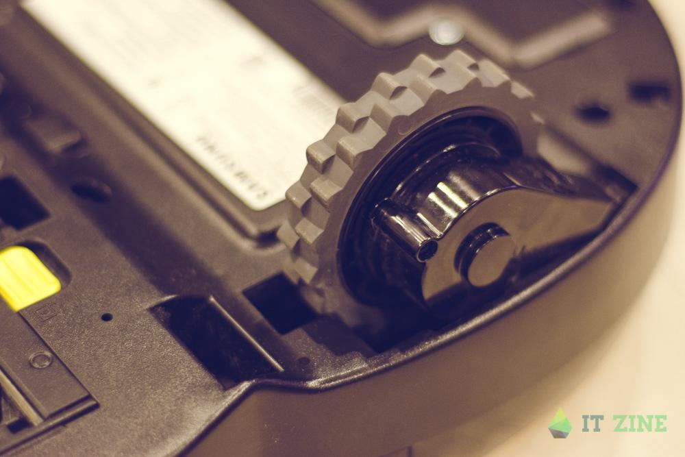 Обзор робота-пылесоса Samsung VR7070. Уборка без забот (dsc 7386)