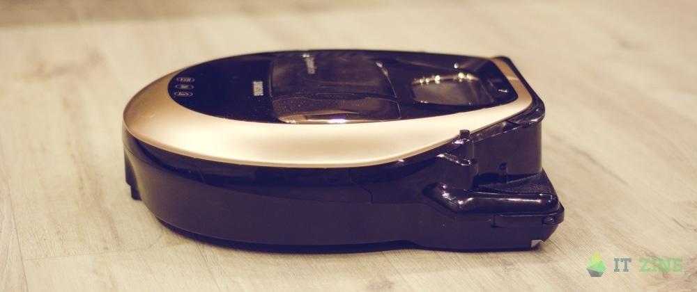 Обзор робота-пылесоса Samsung VR7070. Уборка без забот (dsc 7396)