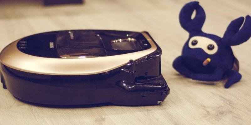Обзор робота-пылесоса Samsung VR7070. Уборка без забот (dsc 7398 1)