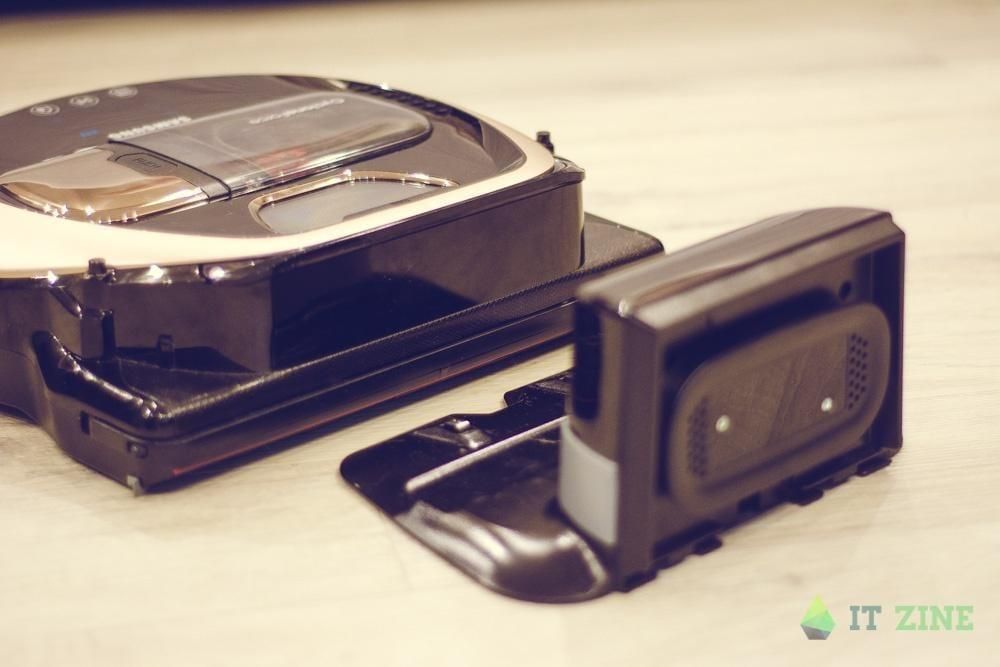 Обзор робота-пылесоса Samsung VR7070. Уборка без забот (dsc 7425)