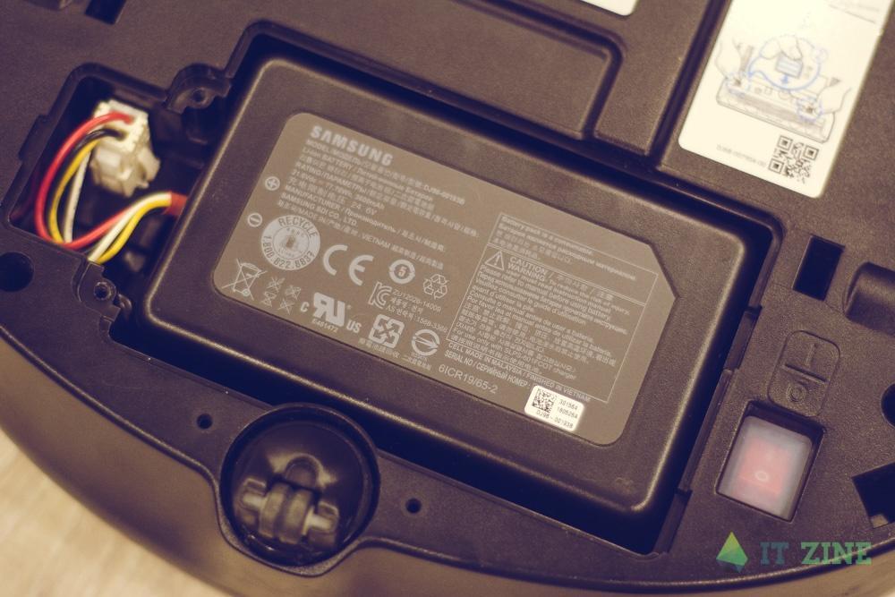 Обзор робота-пылесоса Samsung VR7070. Уборка без забот (dsc 7428)