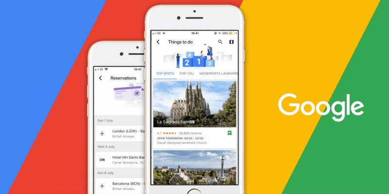 Google прекратит поддержку приложения Google Trips 5 августа этого года (google trips app featured image 3x)