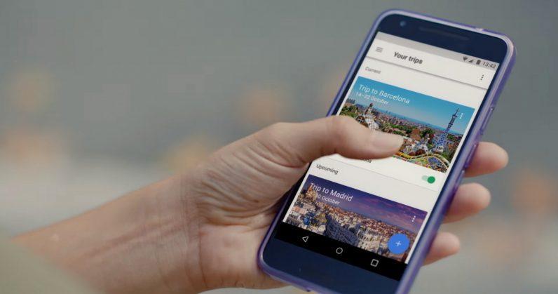 Google прекратит поддержку приложения Google Trips 5 августа этого года (google trips hed)