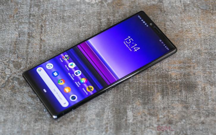 Sony выпустила смартфон Xperia 1 в России (gsmarena 019)