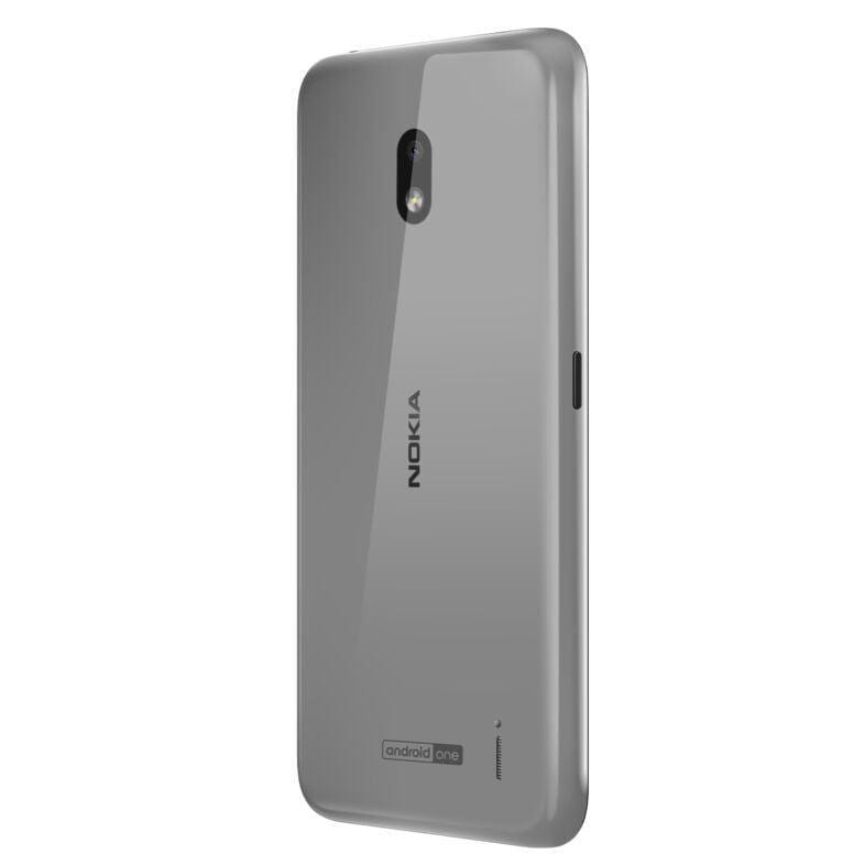 Nokia представила новый бюджетный смартфон Nokia 2.2 (nokia 2 2 back)