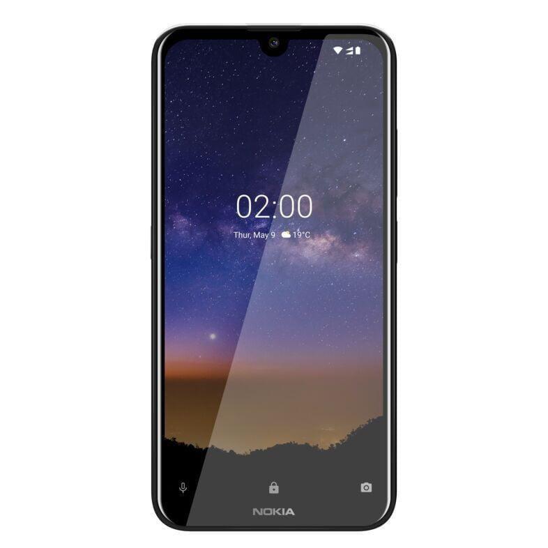 Nokia представила новый бюджетный смартфон Nokia 2.2 (nokia 2 2 front)