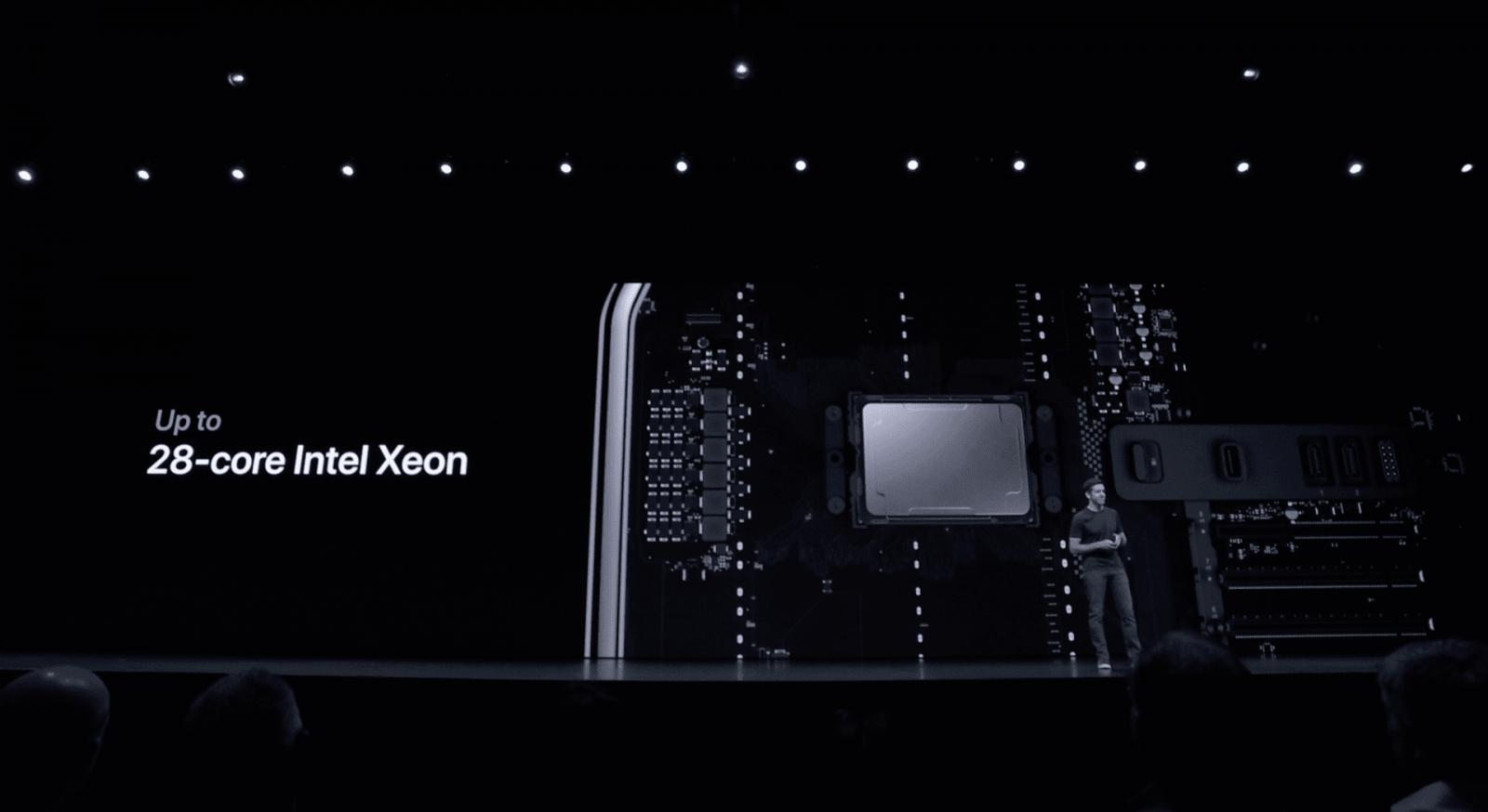 WWDC 2019. Apple показала новый модульный компьютер Mac Pro (screen shot 2019 06 03 at 14.22.09 pm)