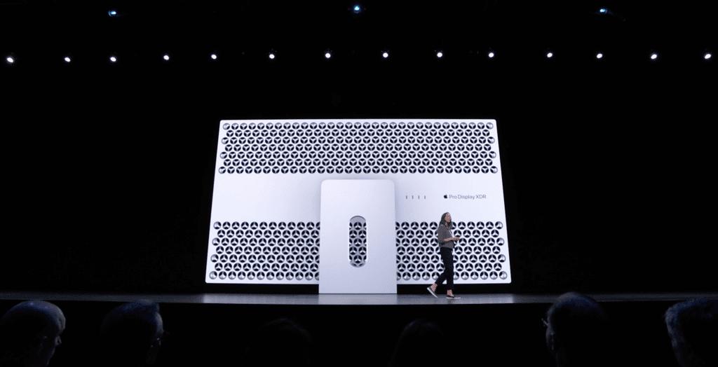 WWDC 2019. Apple представила 32-дюймовый дисплей Pro Display XDR стоимостью $4999 (screen shot 2019 06 03 at 14.40.42 pm 1)