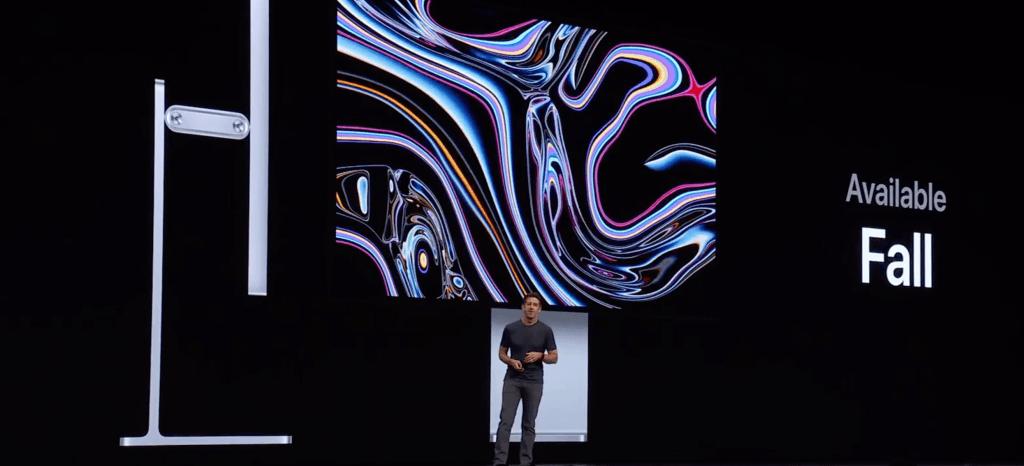 WWDC 2019. Apple представила 32-дюймовый дисплей Pro Display XDR стоимостью $4999 (screen shot 2019 06 03 at 14.42.55 pm)