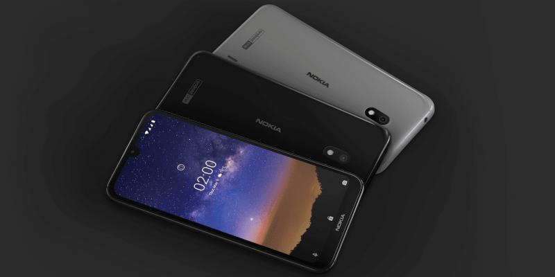 Nokia представила новый бюджетный смартфон Nokia 2.2 (screen shot 2019 06 06 at 11.16.03 am)
