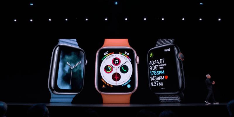 WWDC 2019. Apple показала новую версию операционной системы для Apple Watch - watchOS 6 (snimok jekrana 2019 06 04 v 0.13.02)