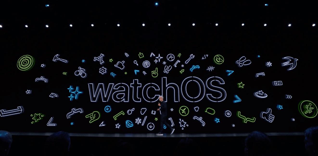 WWDC 2019. Apple показала новую версию операционной системы для Apple Watch - watchOS 6 (snimok jekrana 2019 06 04 v 0.13.25 1)