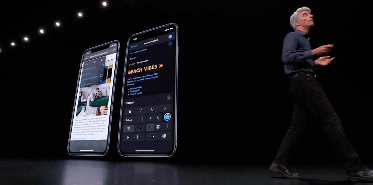 WWDC 2019. Apple представила iOS 13: Темный режим, улучшение производительности и многое другое (snimok jekrana 2019 06 04 v 0.35.13)