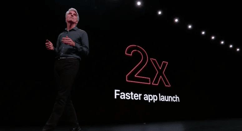 WWDC 2019. Apple представила iOS 13: Темный режим, улучшение производительности и многое другое (snimok jekrana 2019 06 04 v 1.09.46)