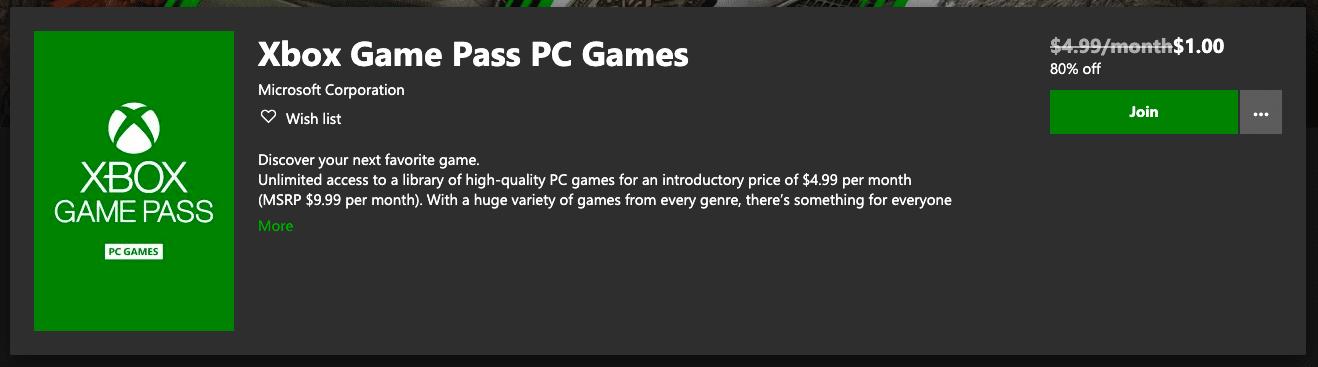 Сервис Xbox Game Pass теперь официально доступен на ПК за 5 долларов в месяц (snimok jekrana 2019 06 10 v 11.23.41)