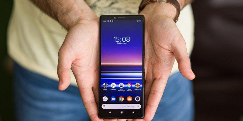 Sony выпустила смартфон Xperia 1 в России (sony xperia 1 battery life real life impressions and test results are out)