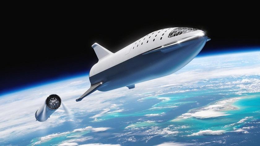 SpaceX запустит первый коммерческий рейс к 2021 году ()