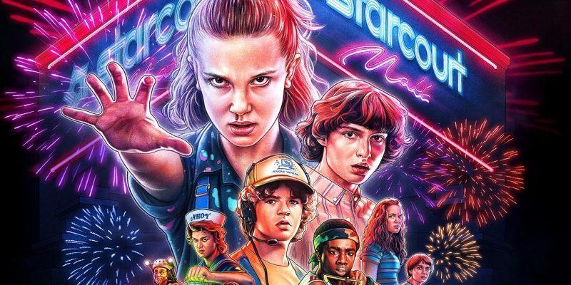 Netflix запускает две игры по сериалу Stranger Things (strangerthings s3 illustrated vertical final rgb digital en 1)