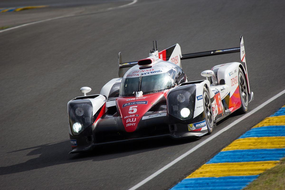 После многих лет неудач в Ле-Мане, Toyota стала непобедимой (toyota gazoo racing toyota ts050 hybrid 5 27726936021)
