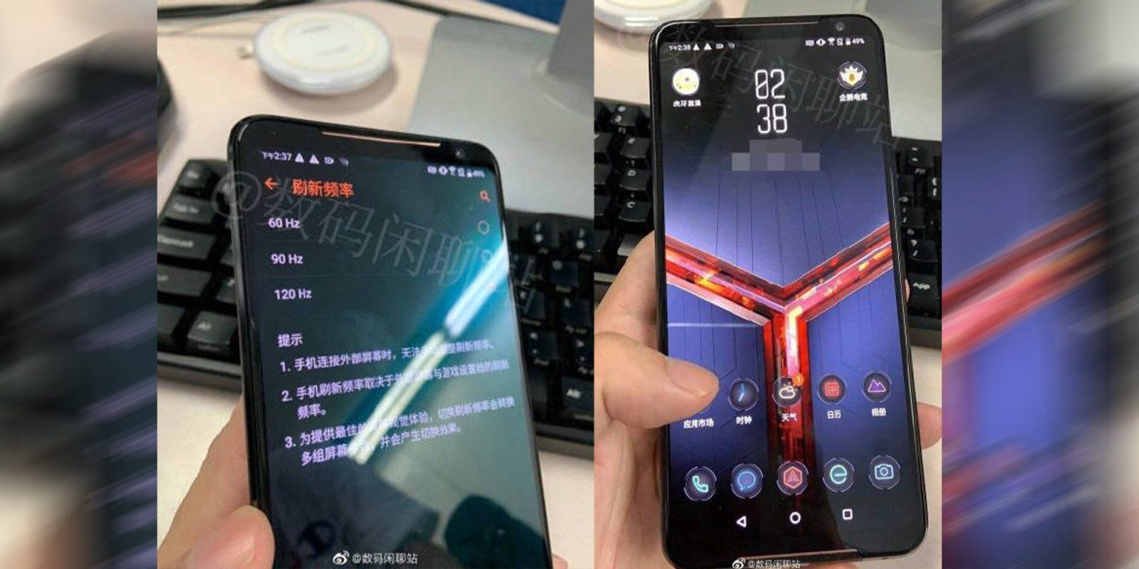 Анонсирован Asus ROG Phone 2 c HDR-экраном и Snapdragon 855+ (1 25)
