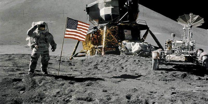 Polaris построит точную копию лунного ровера Аполлона 11 (12999h)