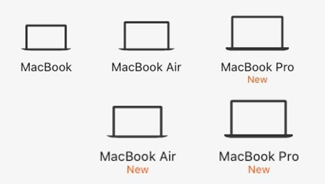 Apple убирает из продажи 12 дюймовый MacBook (31892 53941 macbook gon menu l)