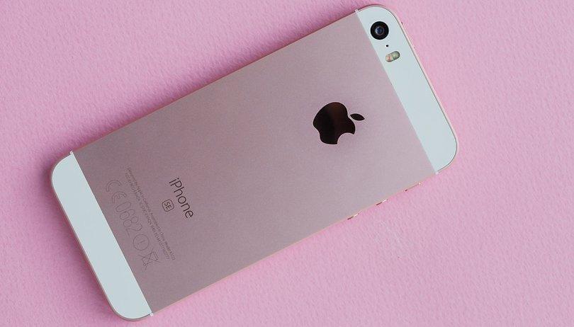 Apple останавливает продажи iPhone 6, 6 Plus и SE в Индии (androidpit iphone se 4183 w810h462)