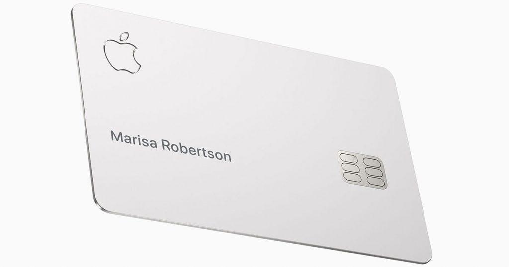 Apple Card начнут выпускать в августе (apple cc)