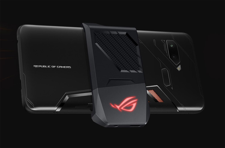 Анонсирован Asus ROG Phone 2 c HDR-экраном и Snapdragon 855+ (asus rog phone 2 1)