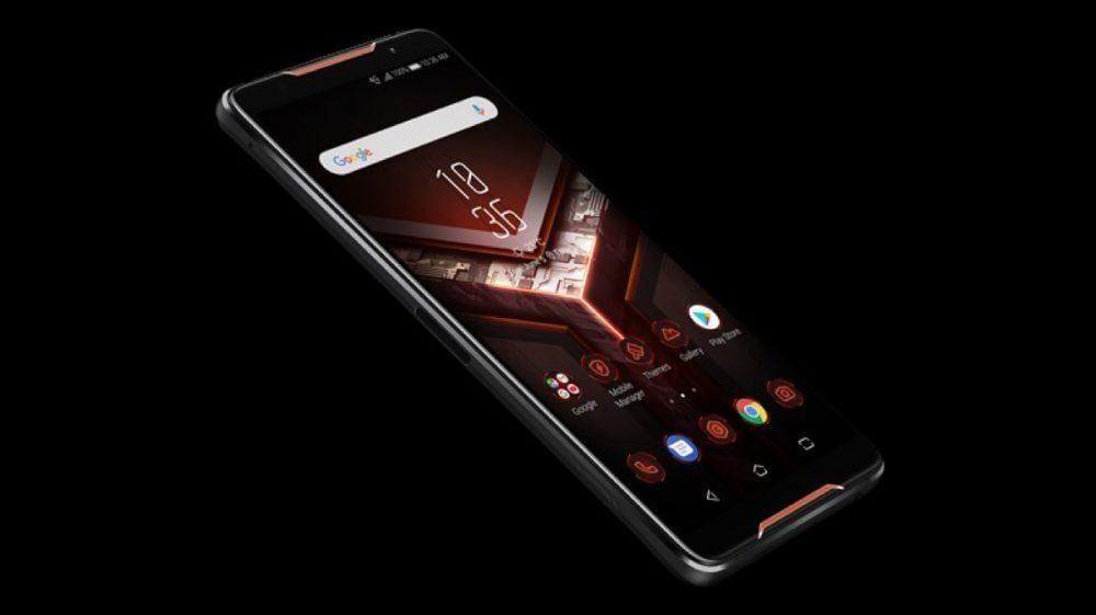 Анонсирован Asus ROG Phone 2 c HDR-экраном и Snapdragon 855+ (asus rog phone 5)